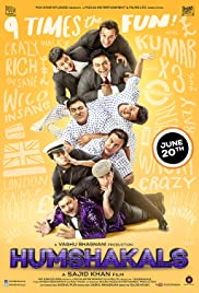 Humshakals (2014) (BluRay) - Bollywood Movies