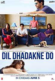 Dil Dhadakne Do (2015) (BluRay)