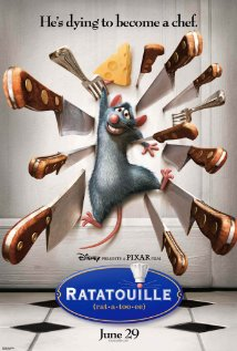 Ratatouille (2007) (Dvd Rip)