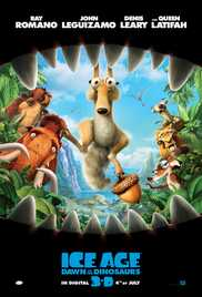 Ice Age - Dawn of the Dinosaurs (2009) (BRRip)