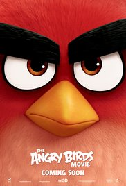 The Angry Birds Movie (2016) (BR Rip)