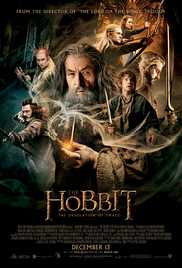 The Hobbit - The Desolation of Smaug (2013) (BluRay)