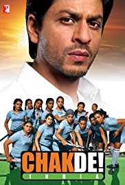 Chak De India (2007) (BRRip)
