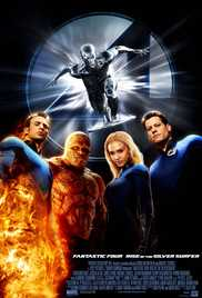 Fantastic 4 - Rise Of The Silver Surfer (2007) (BRRip)