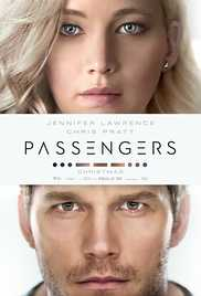 Passengers (2016) (BRRip) - New Hollywood Dubbed Movies