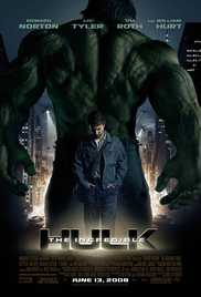 The Incredible Hulk (2008) (BRRip)