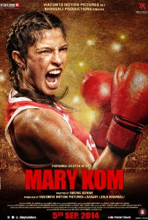 Mary Kom (2014) (BluRay) - New BollyWood Movies