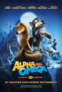 Alpha And Omega (2010) (Bluray)