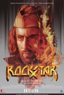 RockStar (2011) (DVD) - Bollywood Movies