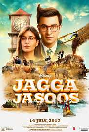 Jagga Jasoos (2017) (BluRay) - New BollyWood Movies
