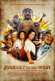 Journey to the West (2013) (BR Rip)   - Hollywood Movies Hindi Dubbed