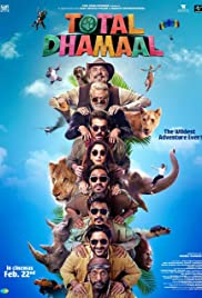 Total Dhamaal (2019) (WebRip) - Bollywood Movies