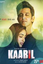Kaabil (2017) (DVD Rip) - New BollyWood Movies