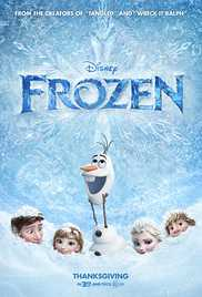 Frozen (2013) (BluRay) - Cartoon Dubbed Movies