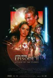 Star Wars Episode II - Attack of the Clones (2002) (BluRay)