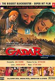 Gadar Ek Prem Katha (2001) (WEB-HD Rip) - Evergreen Bollywood Movies