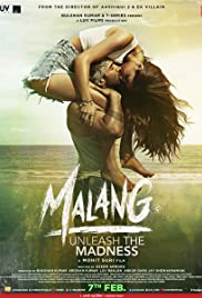 Malang (2020) (WebRip) - New BollyWood Movies