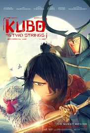 Kubo and the Two Strings (2016) (BR Rip)