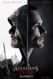 Assassins Creed (2016) (BluRay)