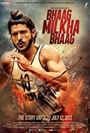 Bhaag Milkha Bhaag (2013) (DVD Rip) - Bollywood Movies